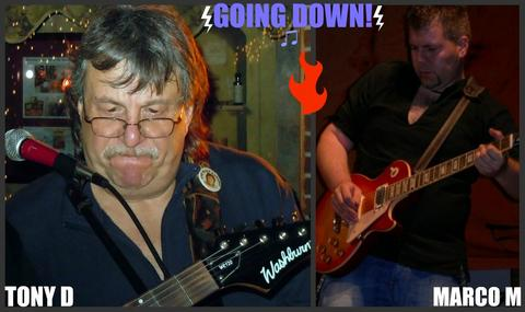 (The Video) Going Down by MARCO M & TONY D (The Fab Two) (Marco Maenza & Tony D, by MARCO M & TONY D (The Fab Two) on OurStage