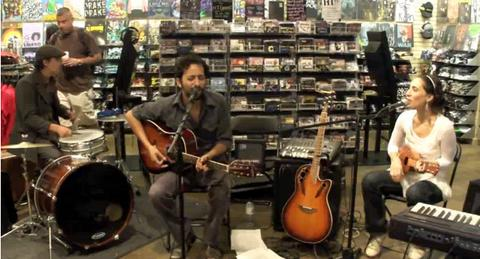 Yael Meyer Live at Hot Topic, by Yael Meyer on OurStage