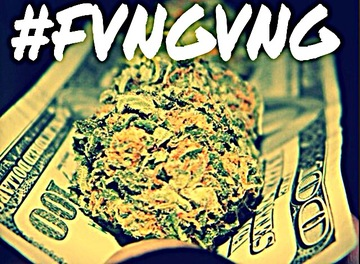 #FVNGVNG - Fuego | Official Audio| DopeboyLV, by DopeboyLV on OurStage