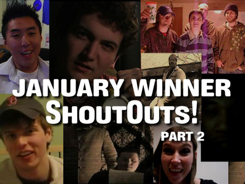 january winner shoutouts: volume 2, by ThangMaker on OurStage