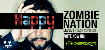 """""""Level""""-Zombie Nation (Happy Remix), by Happy on OurStage"""