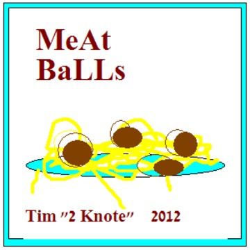 """mEaT baLLs, by TIM """" Hot licks """" on OurStage"""