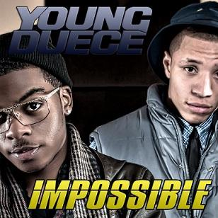 """Impossible"" Live on Fountain Square, by Young Duece on OurStage"
