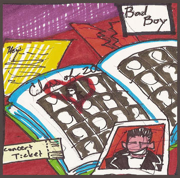Bad Boy in High School, by Jocelyn Scofield on OurStage