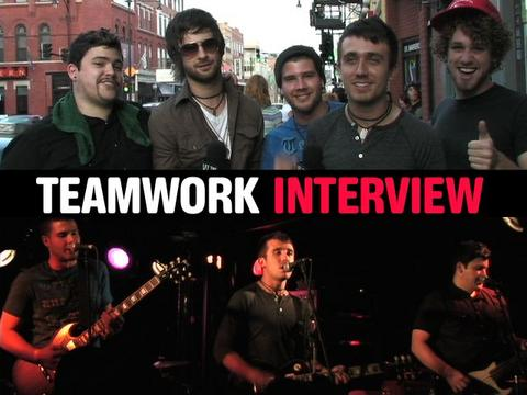 Teamwork Interview, by OurStage Productions on OurStage