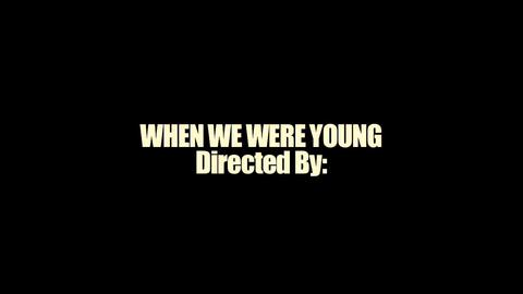 When We Were Young, by M-Dot & DJ Jean Maron feat. TRIBECA on OurStage