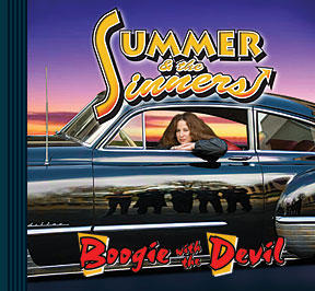 """Sinners """"boogie"""", by Summer and the SInners on OurStage"""