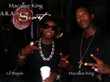 Lollipop REMIX - Lil Wayne Ft  Macallee King  STATIC MAJOR, by Macallee King on OurStage