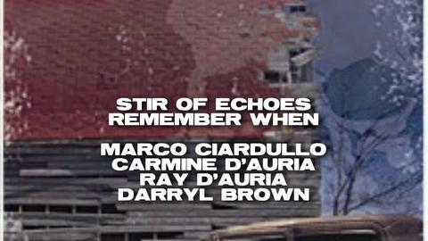 """Remember When  """"New Single/New Music Video"""", by Stir Of Echoes on OurStage"""