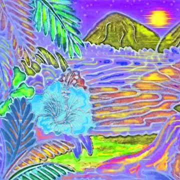 Tropical Illusion, by Joanne Carole on OurStage