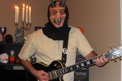 """SAM THE DEVIL MAN"", by SAM SCOLA SONGS on OurStage"