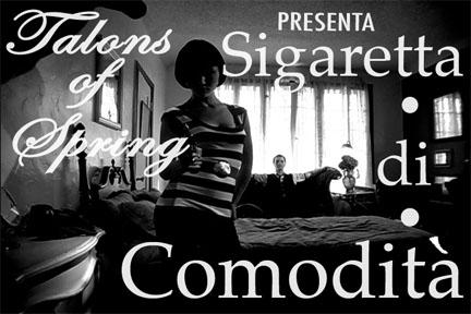 COMFORT DRAG, by Talons of Spring on OurStage