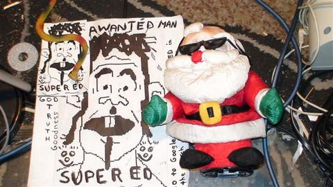 sUPEREDS xmas 2008 video, by sUPERED on OurStage