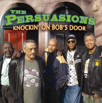 """Knockin' On Bob's Door,"" The music of Bob Dylan, by The Persuasions on OurStage"