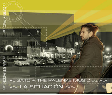 ECHA PARA ALLA, by Gato + Palenke Music Co. on OurStage