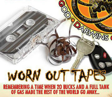 Worn Out Tapes, by Darwins God on OurStage