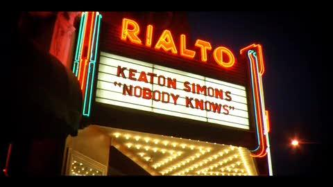 Nobody Knows music video, by Keaton Simons on OurStage