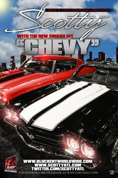 """Chevy"", by Scotty feat (Big Block & Omega) on OurStage"