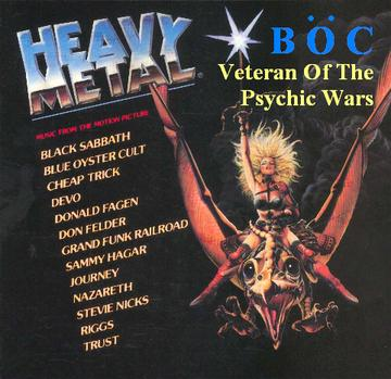 Veteran Of The Psychic Wars(BOC), by THE ROCKMACHINE on OurStage