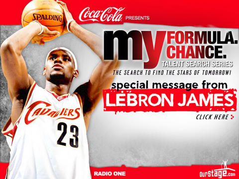 Lebron James on OurStage, by OurStage Productions on OurStage