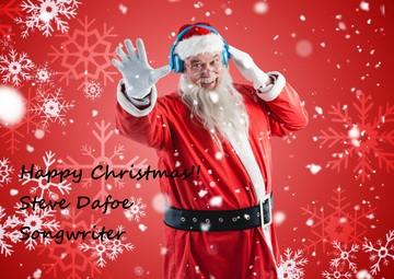 Home For Christmas, by Steve Dafoe-SongWriter on OurStage