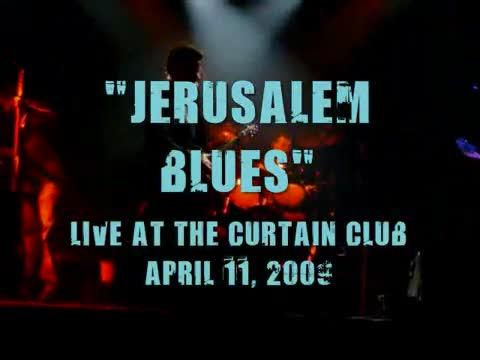 """Jerusalem Blues"" live at Curtain Club, by Back To Blue on OurStage"