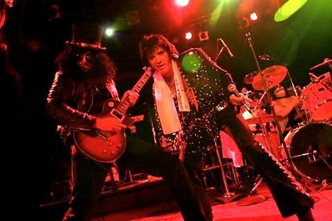 VIDEO: Burning Love, by METAL ELVIS on OurStage
