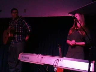 Falling Slowly Cover- Mueller College 1/28/11, by Jessica Bell on OurStage