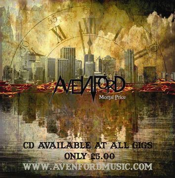 Untitled upload for AVENFORD, by AVENFORD on OurStage