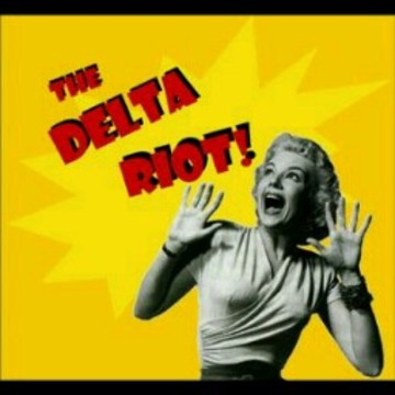 Fool's Gold, by The Delta Riot on OurStage