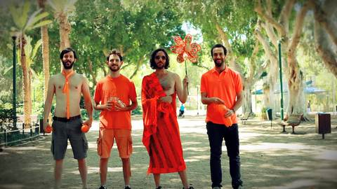 Orange Land, by The Raw Men Empire on OurStage
