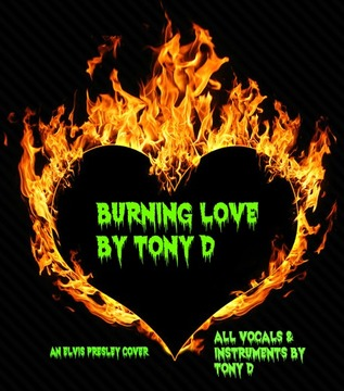 (The Video) BURNING LOVE by TONY D, by TONY D  on OurStage