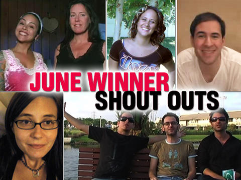 June Winner ShoutOuts Pt1, by OurStage Productions on OurStage