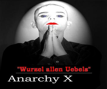Wurzel allen Uebels (feat.Dian the Saint), by AnarchyX on OurStage