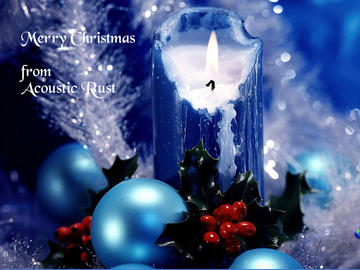 Blue Christmas, by Acoustic Rust on OurStage