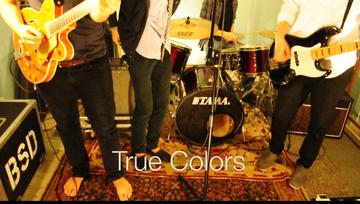 True Colors, by Vincent on OurStage