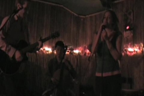 Hit 'Em Up Style acoustic live cover, by The Ascetic Junkies on OurStage