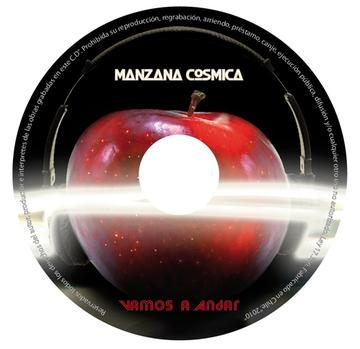 vamos a andar, by manzana cósmica on OurStage