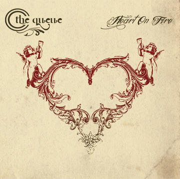 Heart On Fire, by The Queue on OurStage