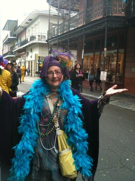 Mardi Gras Magic, by Al J Heid on OurStage