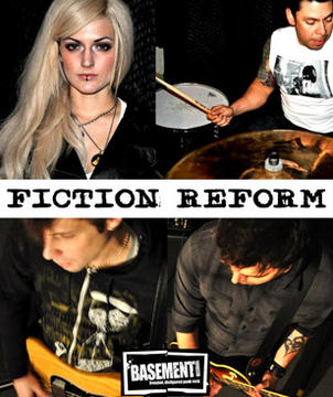 The Bitter Crop, by Fiction Reform on OurStage