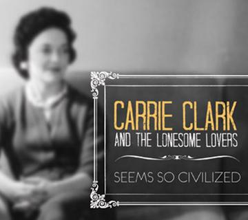 Josephine, by Carrie Clark & the Lonesome Lovers on OurStage