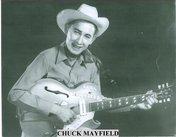 """ON MY MIND"", by CHUCK MAYFIELD on OurStage"