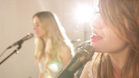 Big Love Live Acoustic, by Carmen and Camille on OurStage