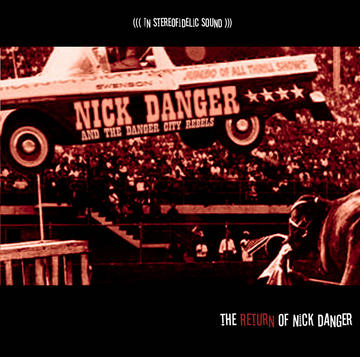 Diary of a Young Man, by Nick Danger & the DCR on OurStage