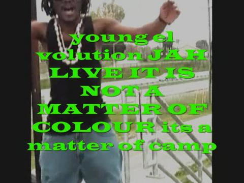 music from the jungle, by young el caleb on OurStage