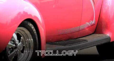 "Trillogy Official Video Premier of ""Ride Around Town"", by Trillogy on OurStage"