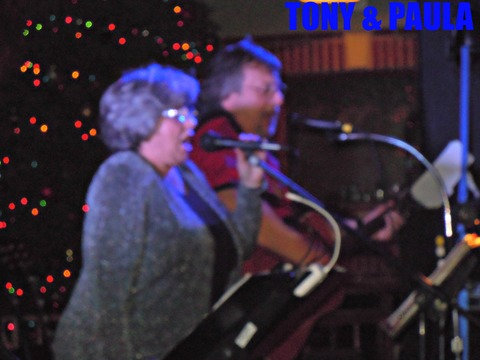(The Video) BLACK DOG by TONY & PAULA, by TONY & PAULA @ REVOLVER's CHRISTMAS BASH, 2012 on OurStage