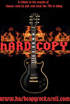 DEUCE Kiss cover, by HARD COPY on OurStage