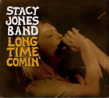 Turn To The Blues, by The Stacy Jones Band on OurStage